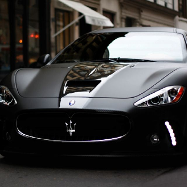 Maserati , Perfect Family Car... What It Has 4 Seats