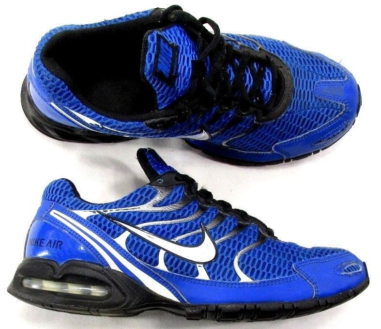 new product 92d69 d0606 NIKE AIR MAX Torch 4 IV Men s Sz 8 Royal Blue Black 343846-460 Running Shoes  S3  Nike  RunningShoes