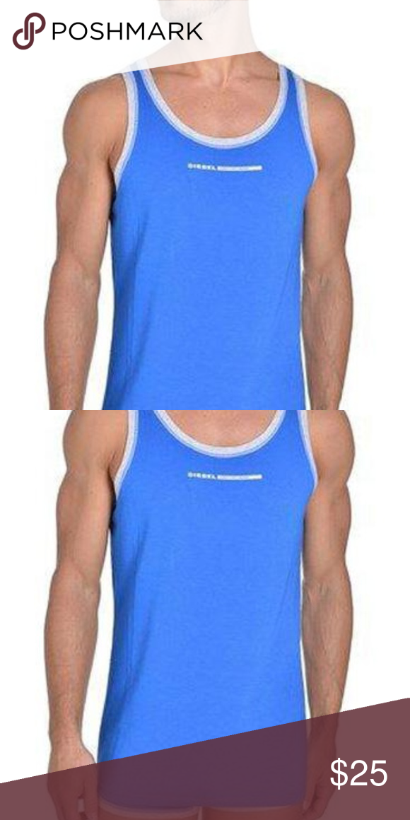 Spotted while shopping on Poshmark Diesel Tank Top Simon Singlet Muscle Shirt Gym