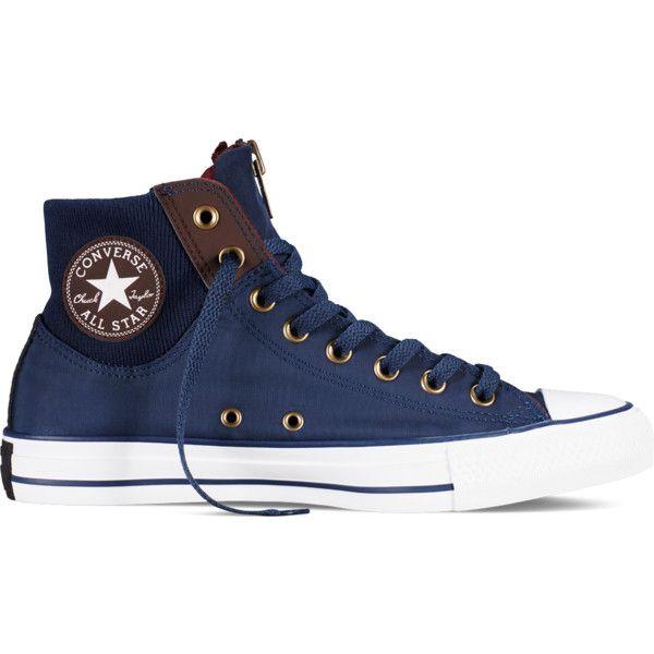 converse chuck taylor all star ma-1 - nighttime navy