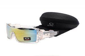 177ac9bee9a8a cheap Oakley sunglass OIL RIG Transparent Frame Yellow Lens   cheap ...
