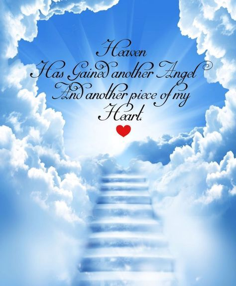 Heaven Gained Another Angel Today Dad In Heaven Angel Quotes