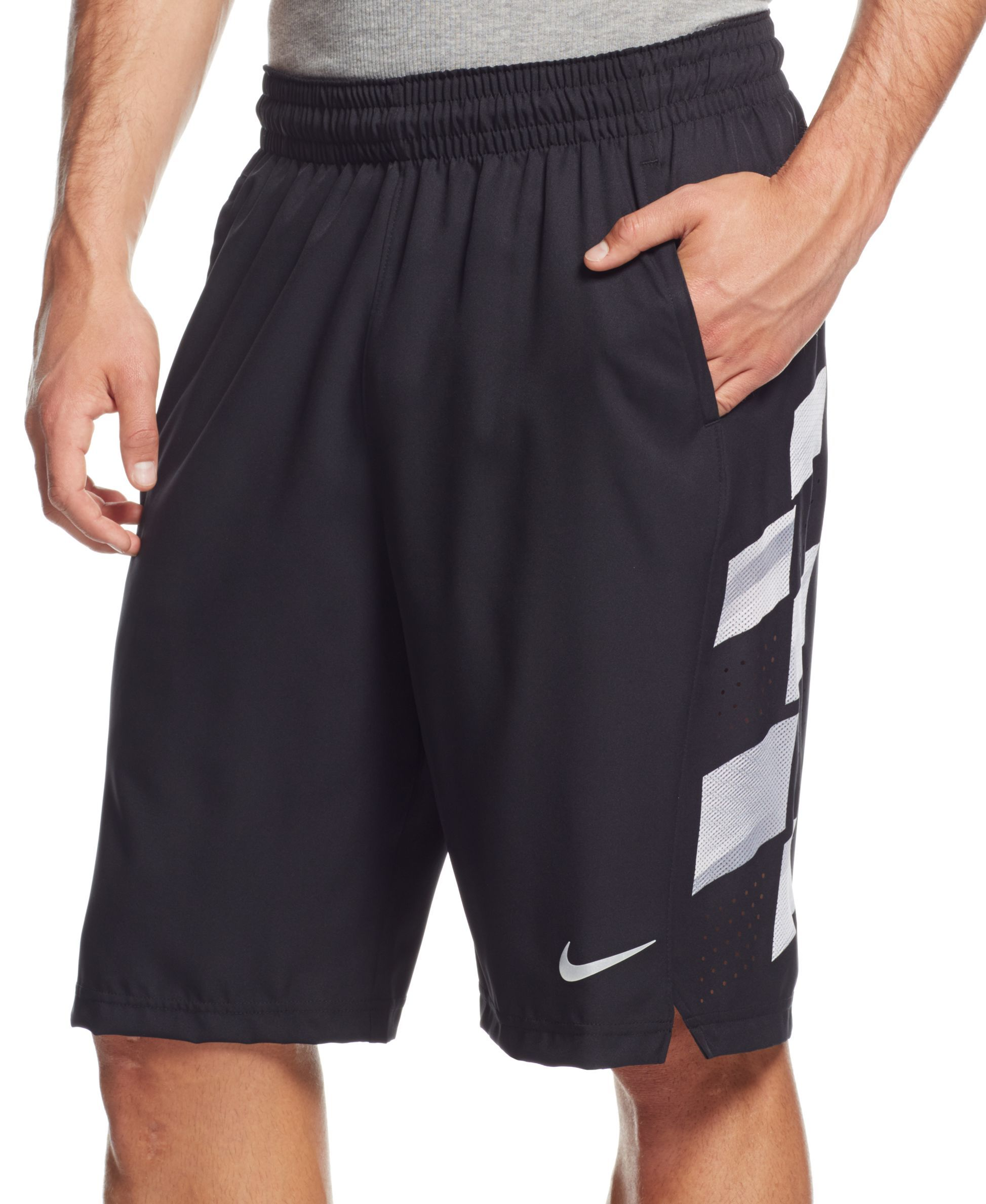 Best-seller sortie nouvelle arrivée Nike Shorts Hommes Shorts D'élite Dri-fit jE2Vu0