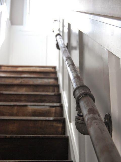 treppengeländer selber bauen Treppenhaus Pinterest - elegantes himmelbett joseph walsh