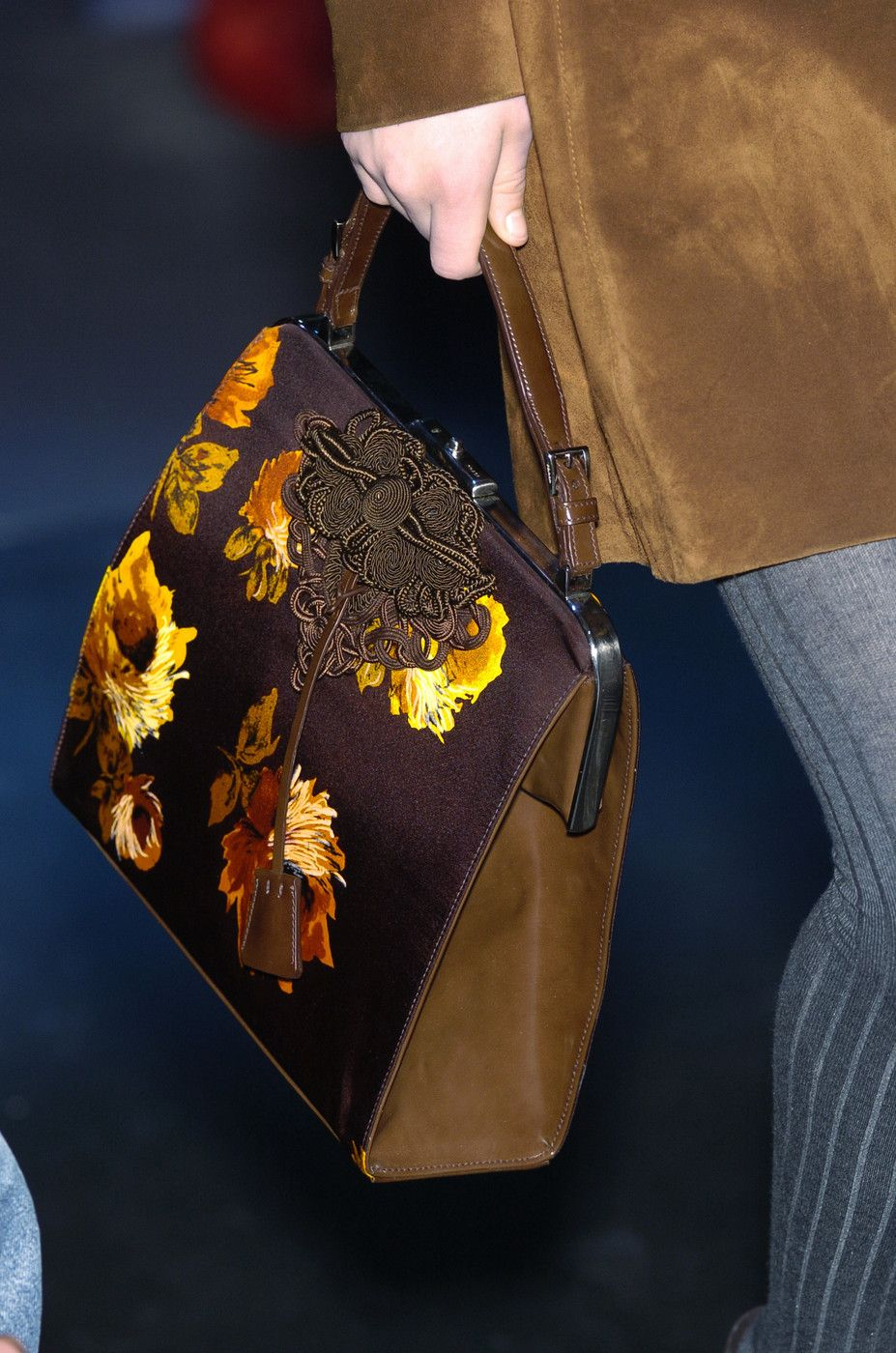 Fall/winter Prada bag pictures exclusive photo