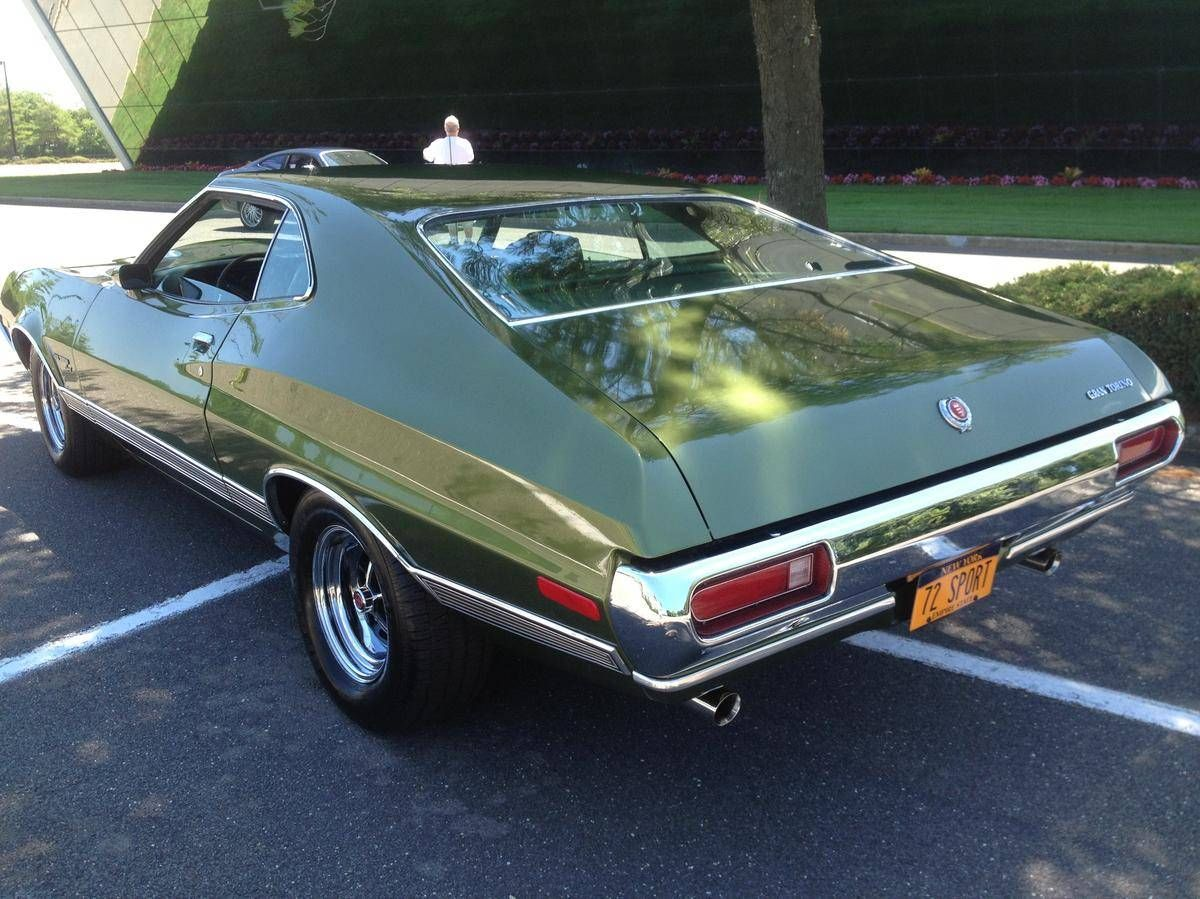 1972 Ford Gran Torino Sport For Sale 1803612 Hemmings Motor News