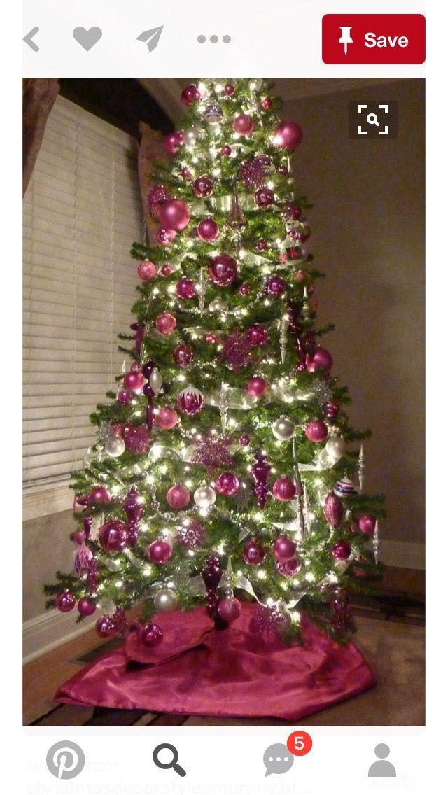 Pinks and burgundy tea tree - Pinks And Burgundy Tea Tree Christmas Ideas Christmas, Christmas