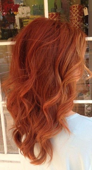 Fall 2014 Hair Color Trends Guide Red Hair Color Hair Color Trends Auburn Hair
