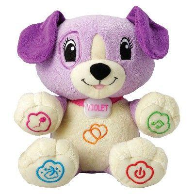 Leapfrog My Puppy Pal Violet Target Mobile Leap Frog Toys