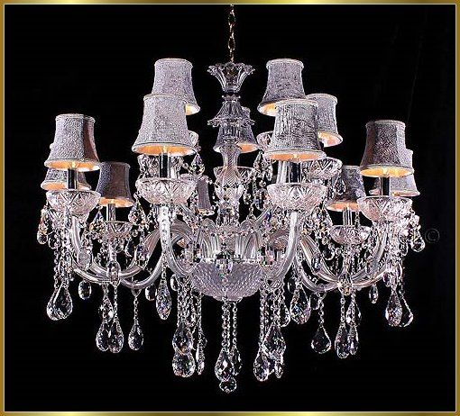 Traditional Chandeliers Gallery Model: FD-3005-15