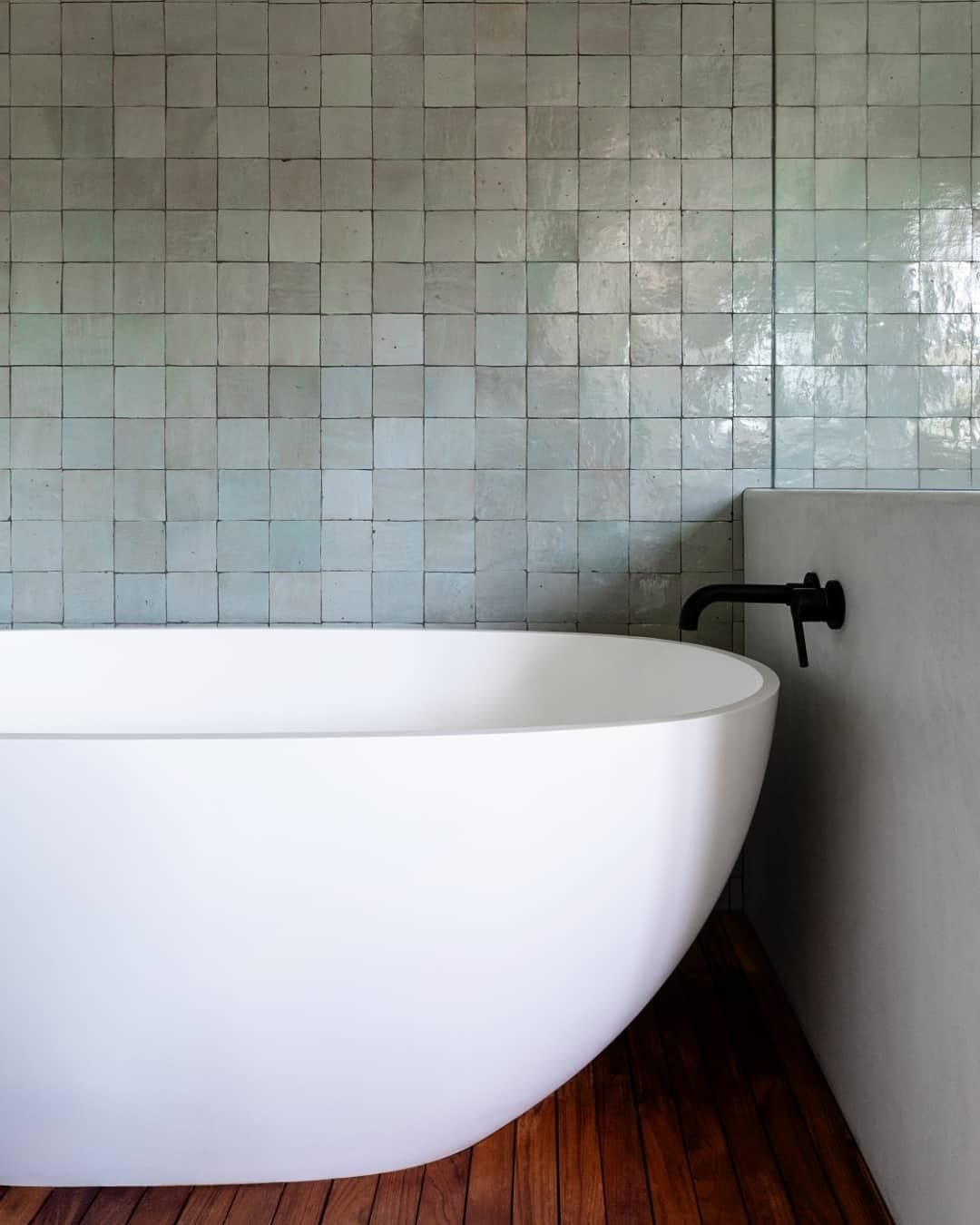 Zen bathroom design with beachy pale green cle tile and ... on green bathroom design, green bathroom sink, green ocean bathroom, green home bathroom, green spa bathroom, green modern bathroom, green orange bathroom, green white bathroom, green stone bathroom, green garden bathroom, green zebra bathroom,