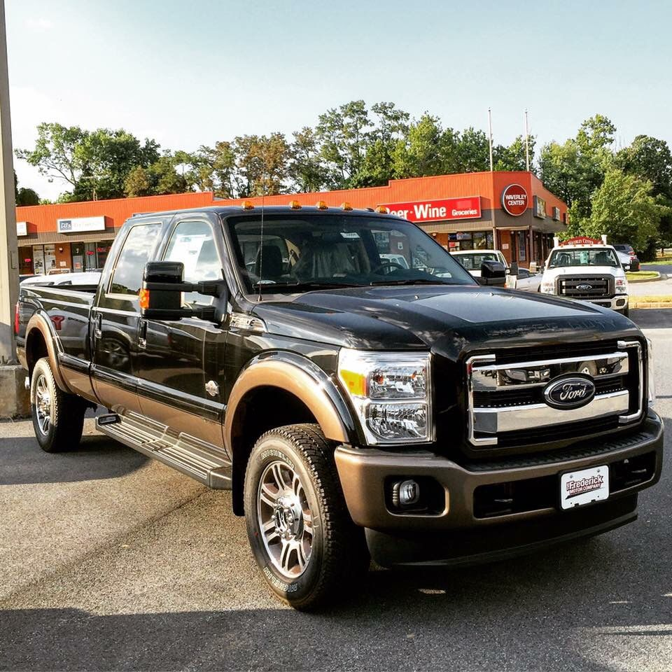 F350 king ranch beautiful truck
