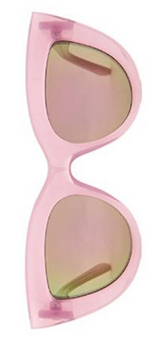 Quay Kitti Sunglasses in Purple from Revolve.com