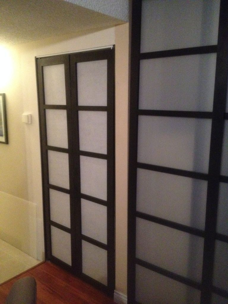 Corrugated Plastic Closet Doors   The Japanese May Actually Be The Primary  People To Use What We Refer To Today As Sliding C