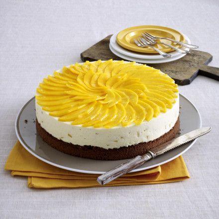 Schoko Mango Torte Rezept Kuchen Und Torten Torten Rezepte Und Lecker
