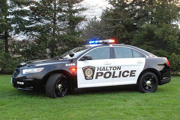 2014 halton regional police police cars police truck ford police 2014 halton regional police police