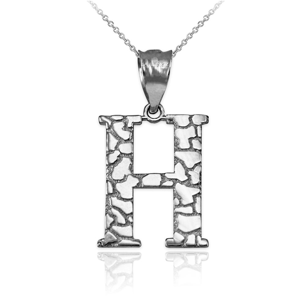 12++ Letter charm necklaces sterling silver ideas