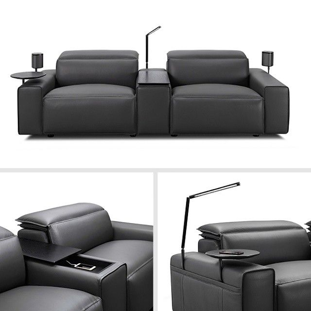 King Cloud Iii Recliner Sofa Luxurious Reclining Sofa Lounge