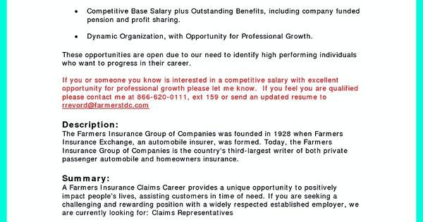 Mention Your Skills in Your Claim Adjuster Resume share Pinterest