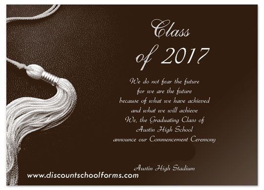 We print your #Graduation #Booklet in Under 5 Days Our Services - invitation forms