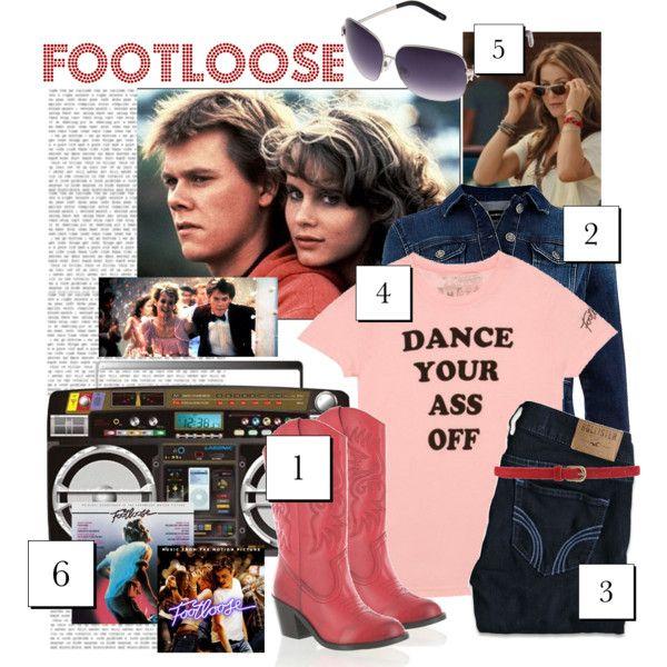 Footloose: Ariel Moore | Holiday | 80s halloween costumes ...