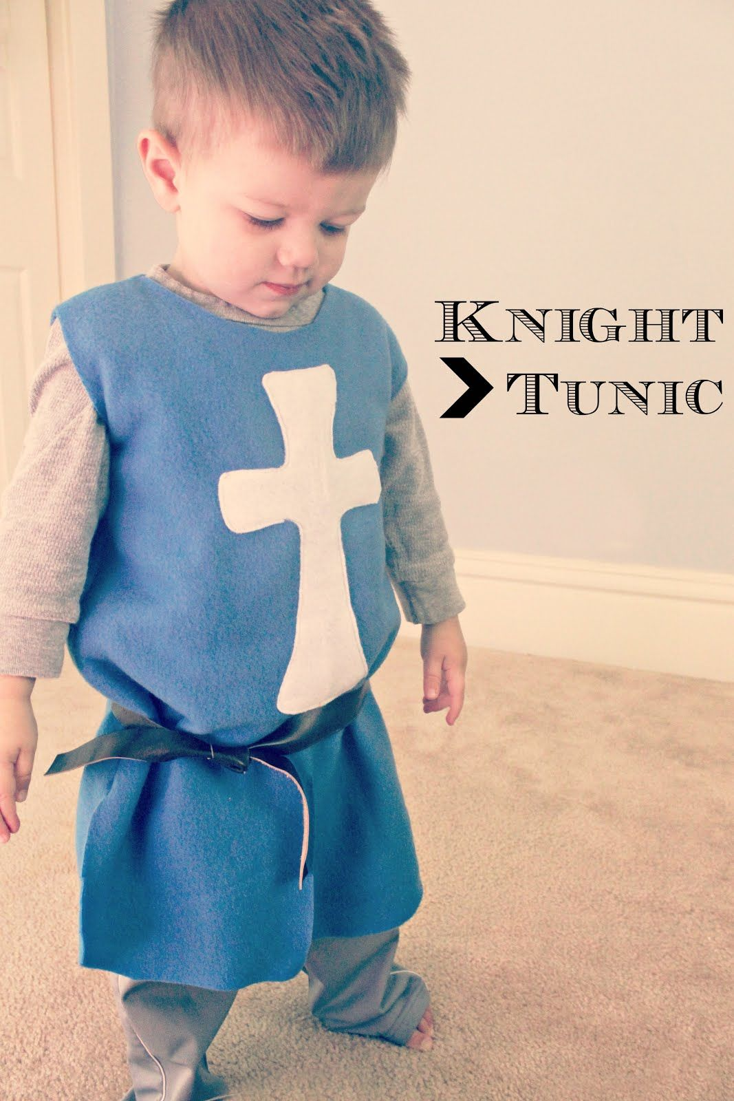 How to Make a Knight\'s Tunic for the knight party | Sew Creative ...