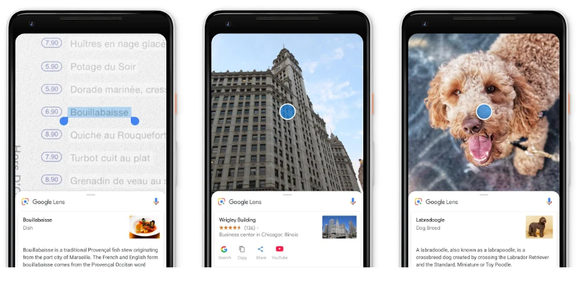 Google's Lens AI camera is now a standalone app Mobile