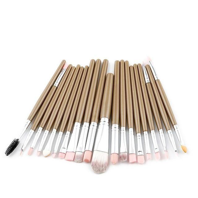 Photo of Makeup Brushes Eye Shadow Eyeliner Cosmetic Beauty Tool – Style4