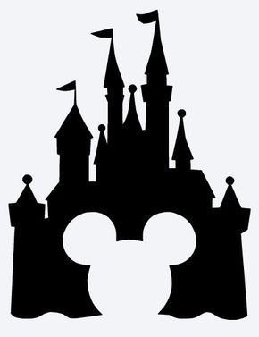 Tafel wischen clipart  1000+ ideas about Disney Castle Silhouette on Pinterest   Disney ...