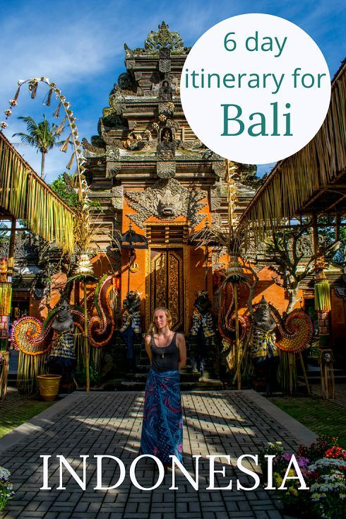Adoration 4 Adventure's 6-day budget backpacking itinerary forBali, Indonesia with stops in Kuta, Canggu, Tanah Lot, and Ubud. Backpacking Bali tips include the best time to visit, how to find cheap flights, visas, renting a scooter, cost of drinking and eating out, backpacking route and 6-day budget breakdown.