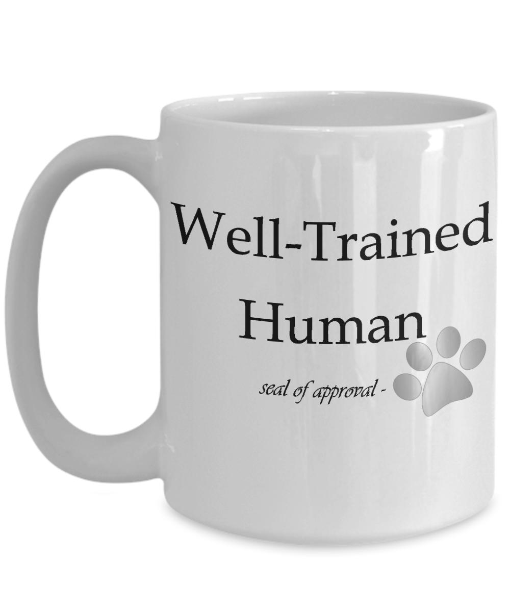 Pin by SunshineEffects on WellTrained Human Mugs, Train