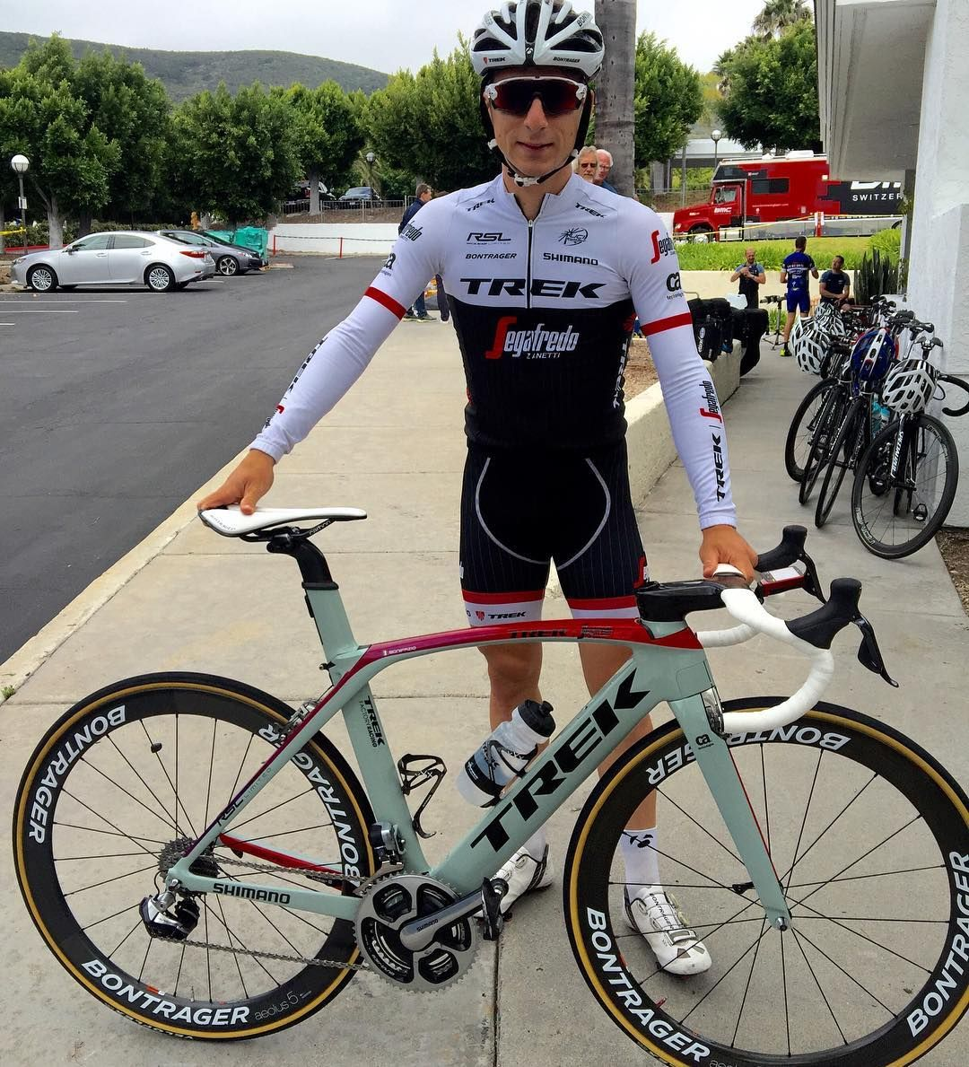 My New Bike For Tour California Instagram Trek Madone New