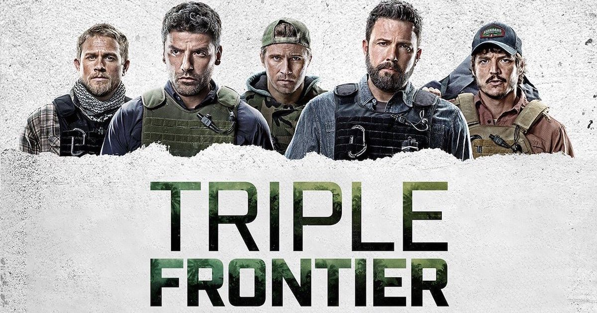 Image result for Triple Frontier netflix movie