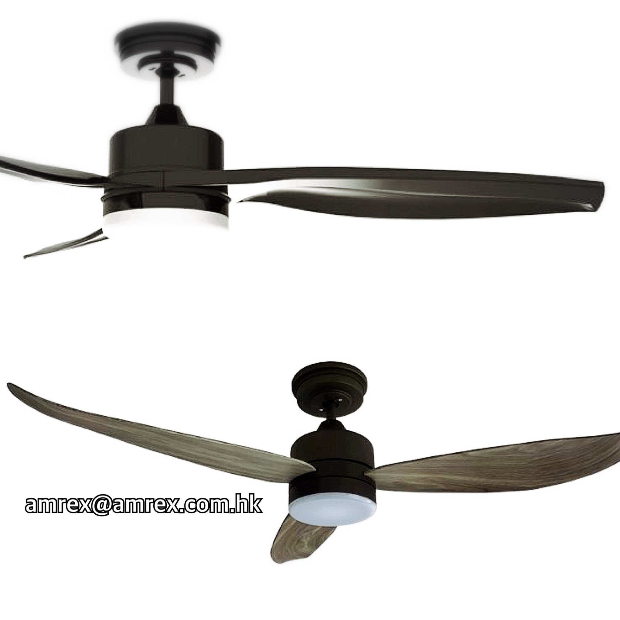 DC Digital Motor Ceiling Fan Energy Saving Dimmable LED