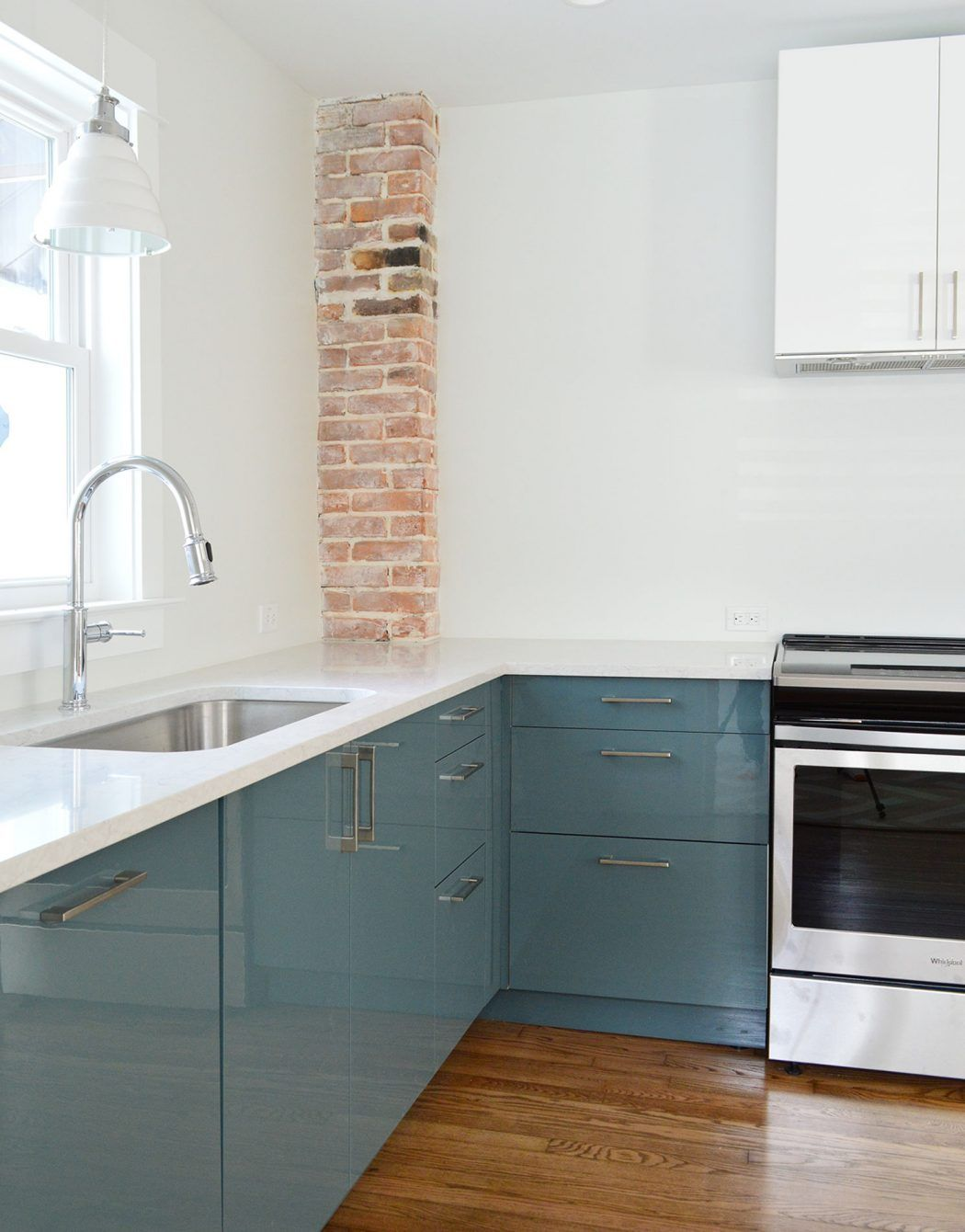 How To Install Hardware (With Video Ikea kitchen