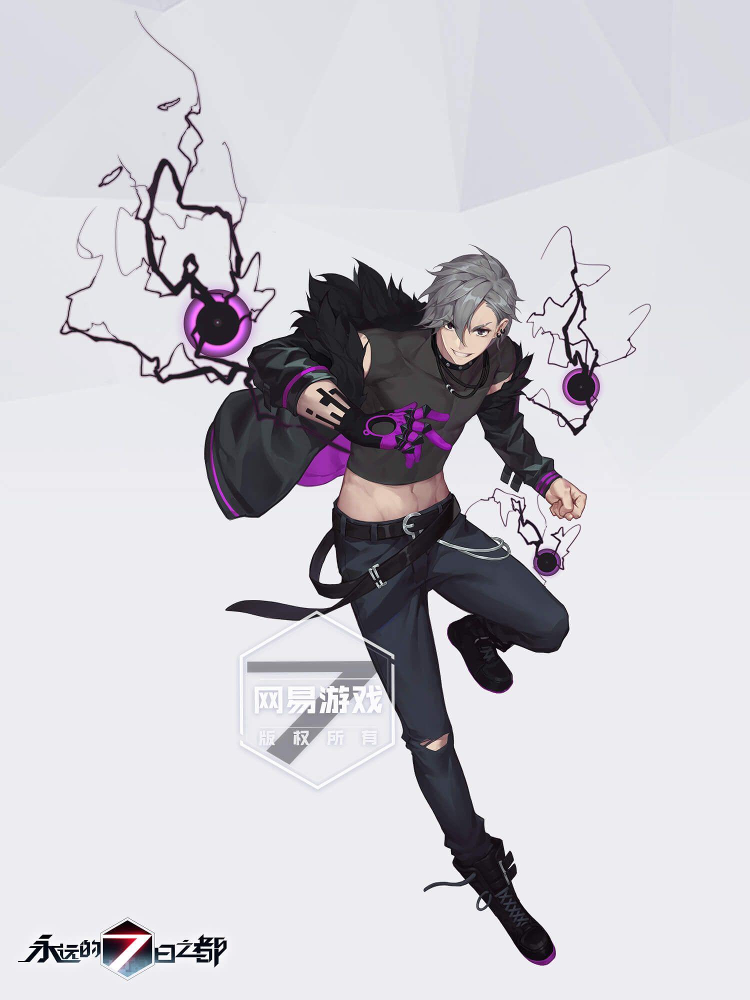 Pin By Jax On Anime Cgi Anime Character Design Game Character Design Fantasy Character Design