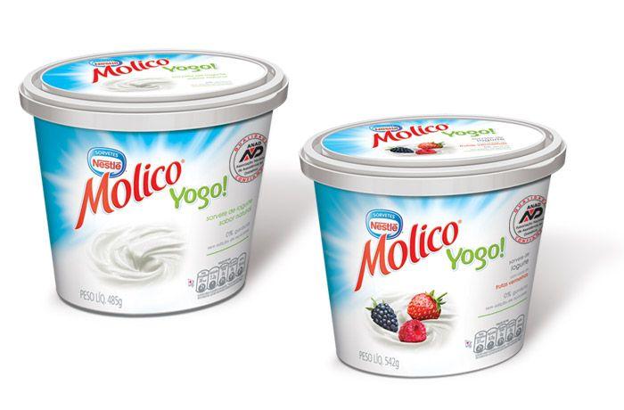 Nestle Molico Yogurt Milk Packaging Yogurt Packaging