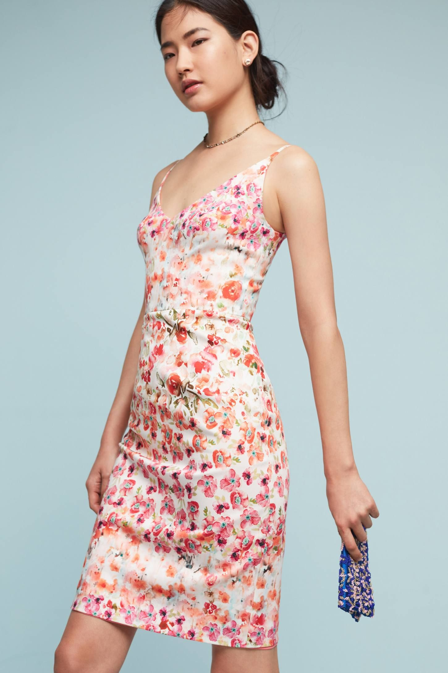 All In Bloom Sheath Dress