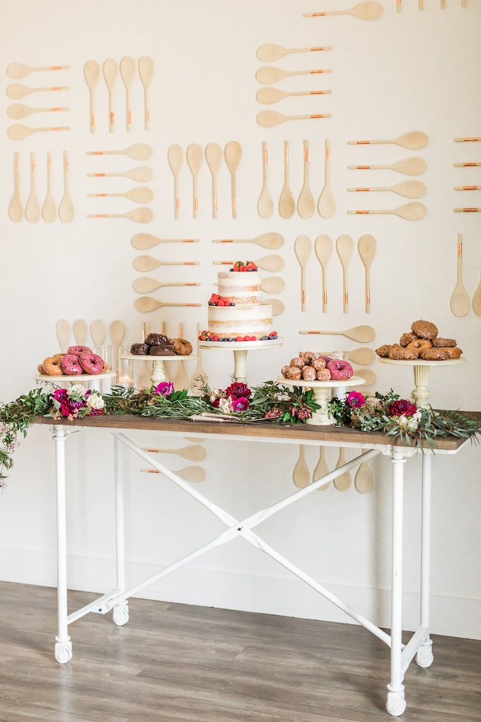 Modern Rustic Baby Shower Party Pinterest Shower Baby
