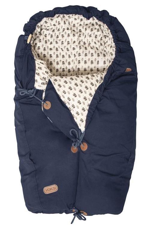 Sovepose med fast bund, 'barnevognseffekt' til når liften bliver for lille