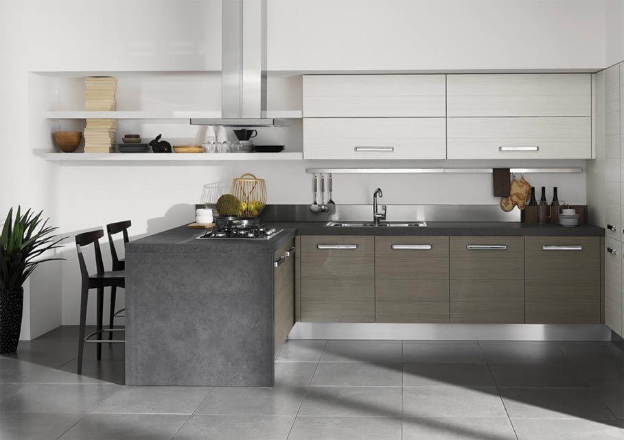 cucine aran doga colours | cucine componibili | mobili per cucina ... - Mobili Per Cucina Componibili