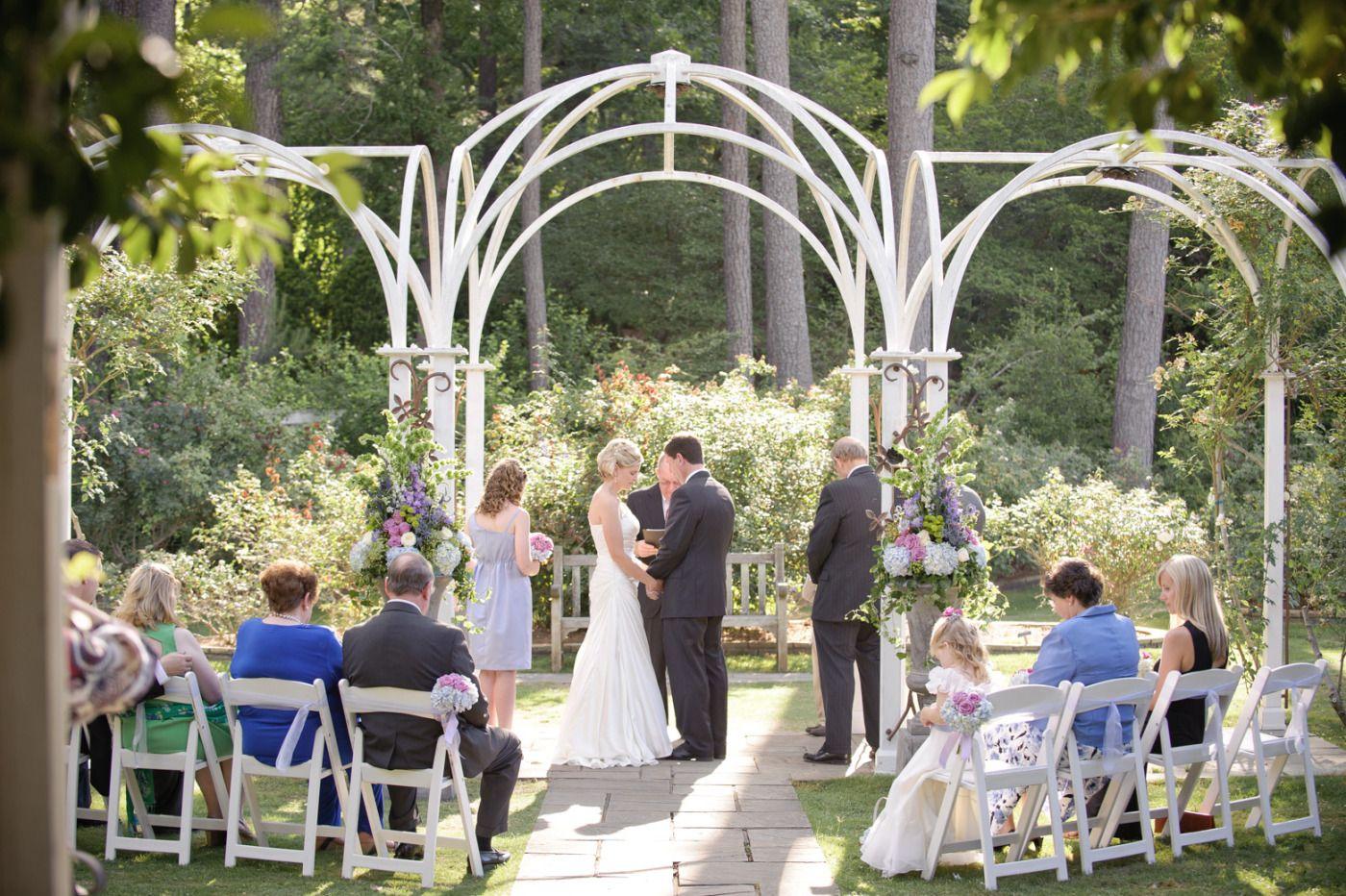 Wedding Invites Birmingham: Birmingham Botanical Gardens