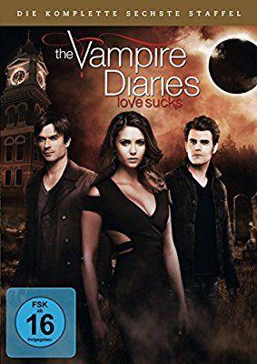 The Vampire Diaries - Die komplette sechste Staffel [5 DVDs]