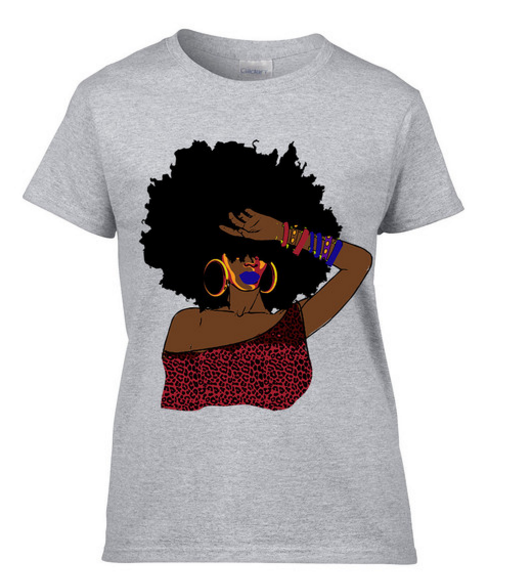 1fe174dc Natural hair tee | Shop Natural Hair Apparel | Natural hair tee ...