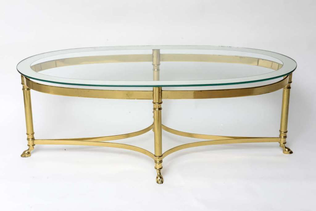 Exterior Fantastic Ethan Allen Brass Coffee Table Also Brass Coffee