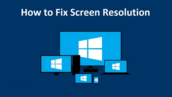 Does your #Windows10 PC's display have a low resolution? It is