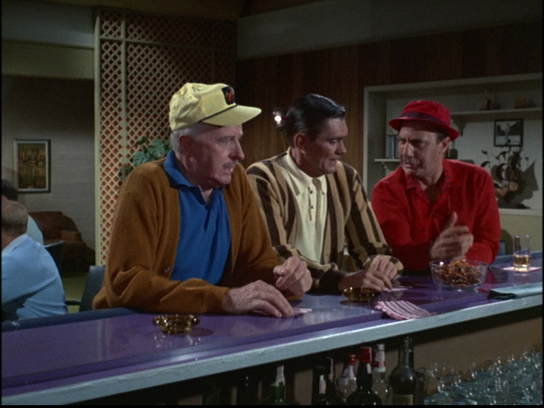 Bewitched: Season 5, Episode 5 It's So Nice to Have a Spouse Around the House (24 Oct. 1968)  Dick Wilson