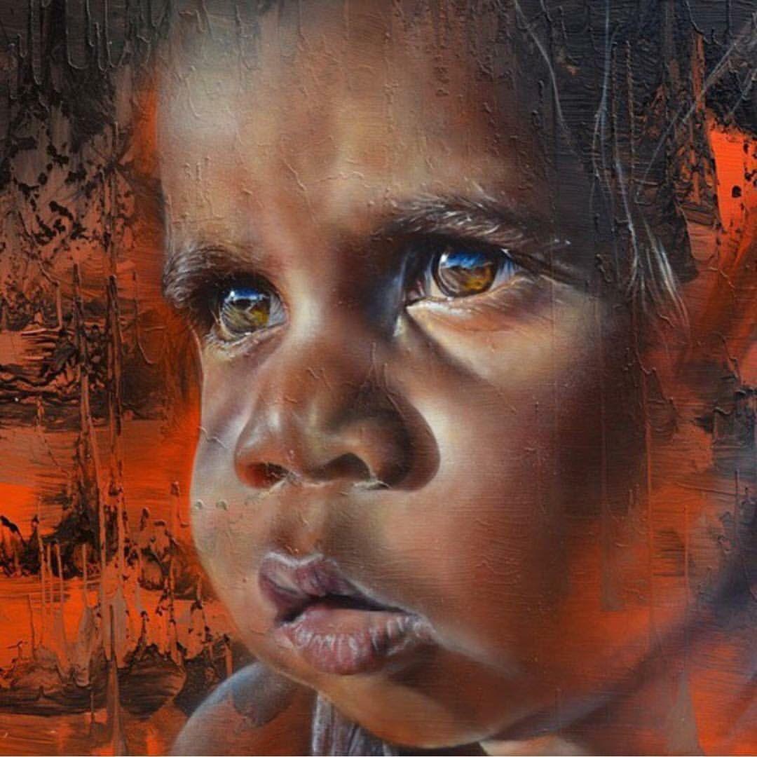Amazing! Straatkunst, Portret