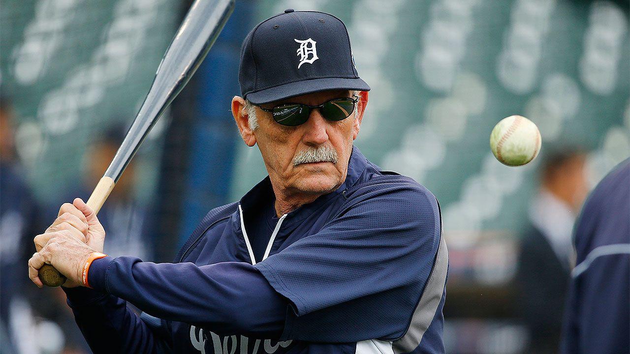 Mlbn Revisits Leyland S Loyal Fiery Persona World Baseball Classic Leyland Detroit Tigers