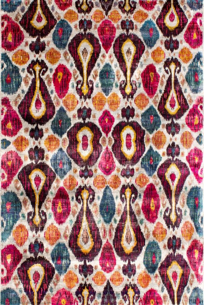 Rug Love Rumi Silk Collection By Woven Concepts
